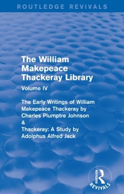 (ebook) The William Makepeace Thackeray Library