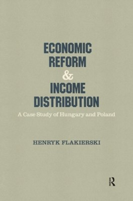 Economic Reform and Income Distribution
