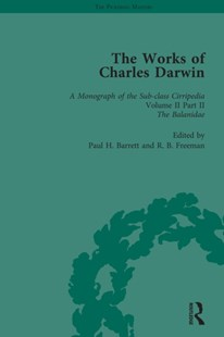 (ebook) The Works of Charles Darwin: Vol 13: A Monograph on the Sub-Class Cirripedia (1854), Vol II, Part 2 - Science & Technology Biology