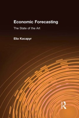 Economic Forecasting: The State of the Art