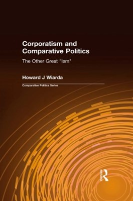 Corporatism and Comparative Politics