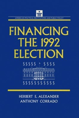 (ebook) Financing the 1992 Election