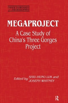 Megaproject: Case Study of China