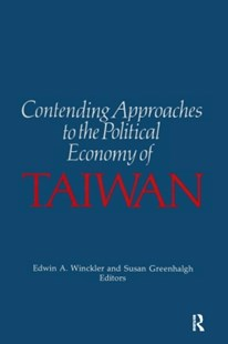 (ebook) Contending Approaches to the Political Economy of Taiwan - Business & Finance Ecommerce