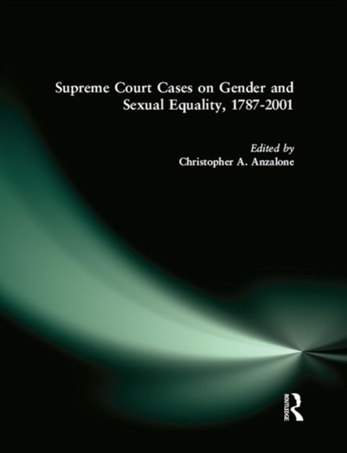 Supreme Court Cases on Political Representation, 1787-2001