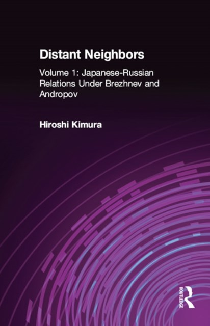 (ebook) Japanese-Russian Relations Under Brezhnev and Andropov