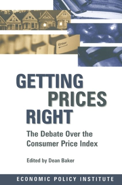 (ebook) Getting Prices Right: Debate Over the Consumer Price Index