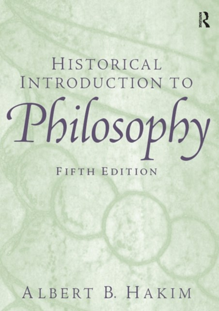 (ebook) Historical Introduction to Philosophy