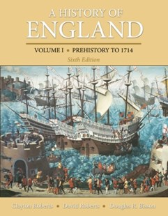 (ebook) A History of England, Volume 1 - History Ancient & Medieval History