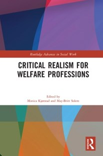 (ebook) Critical Realism for Welfare Professions - Social Sciences Sociology