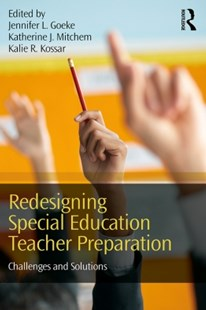 (ebook) Redesigning Special Education Teacher Preparation - Education Teaching Guides