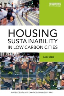 (ebook) Housing Sustainability in Low Carbon Cities - Business & Finance Organisation & Operations