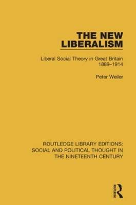 (ebook) The New Liberalism
