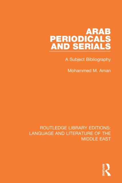 Arab Periodicals and Serials