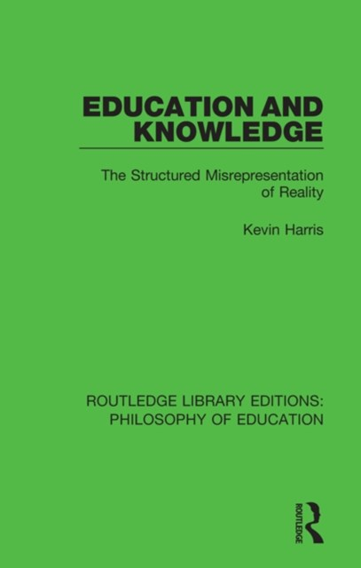 (ebook) Education and Knowledge