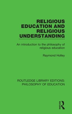 (ebook) Religious Education and Religious Understanding