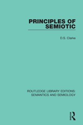 (ebook) Principles of Semiotic