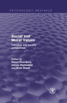 (ebook) Social and Moral Values