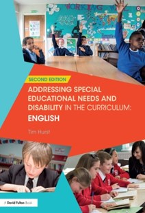(ebook) Addressing Special Educational Needs and Disability in the Curriculum: English - Education Teaching Guides