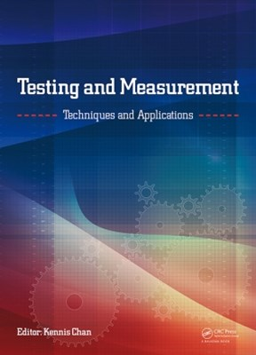 (ebook) Testing and Measurement: Techniques and Applications