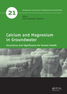 (ebook) Calcium and Magnesium in Groundwater - Science & Technology Biology