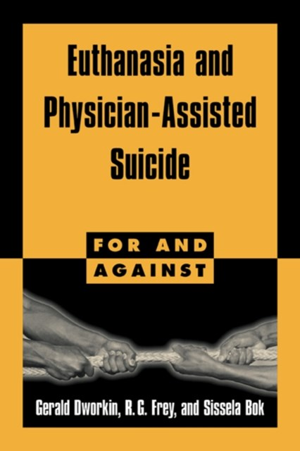 (ebook) Euthanasia and Physician-Assisted Suicide