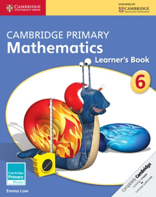 (ebook) Cambridge Primary Mathematics Stage 6