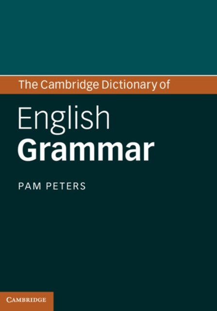 (ebook) Cambridge Dictionary of English Grammar