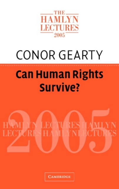 (ebook) Can Human Rights Survive?