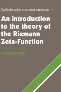 (ebook) Introduction to the Theory of the Riemann Zeta-Function - Science & Technology Mathematics