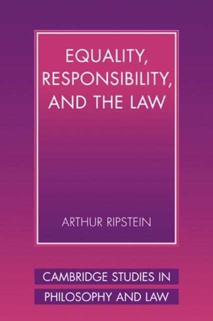 (ebook) Equality, Responsibility, and the Law