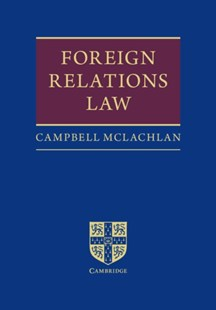 (ebook) Foreign Relations Law - Reference Law