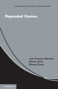 (ebook) Repeated Games - Business & Finance Ecommerce
