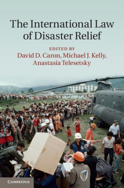 (ebook) International Law of Disaster Relief