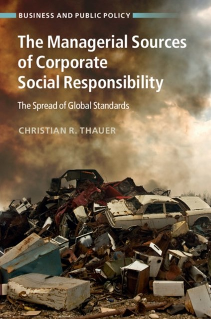 Managerial Sources of Corporate Social Responsibility