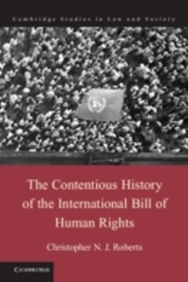 (ebook) Contentious History of the International Bill of Human Rights
