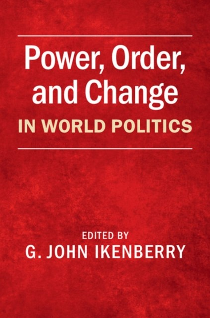 (ebook) Power, Order, and Change in World Politics