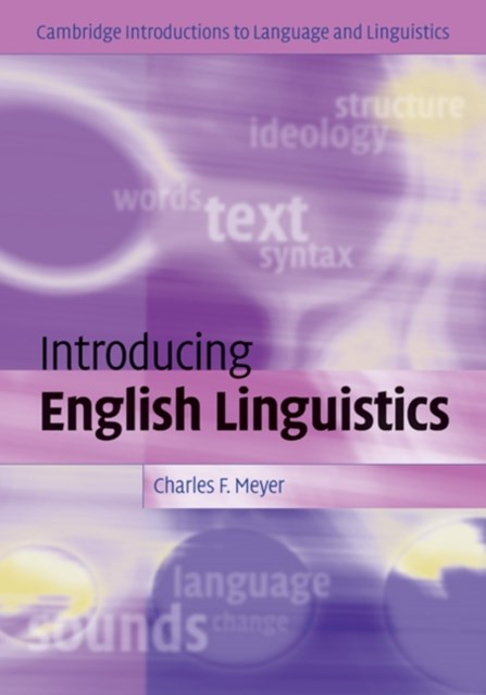 (ebook) Introducing English Linguistics