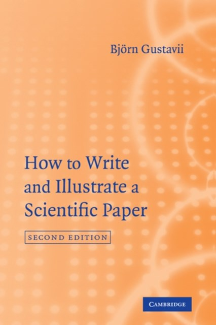 (ebook) How to Write and Illustrate a Scientific Paper