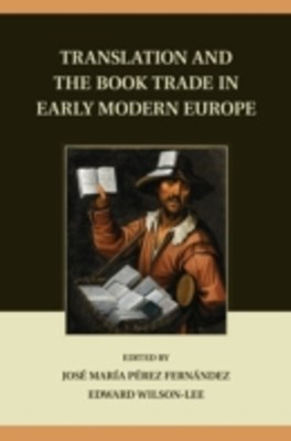 (ebook) Translation and the Book Trade in Early Modern Europe