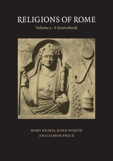 (ebook) Religions of Rome: Volume 2, A Sourcebook