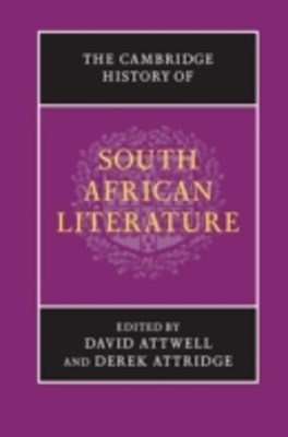 Cambridge History of South African Literature
