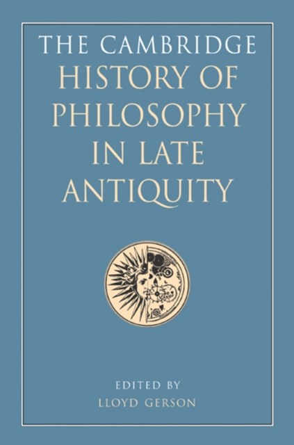 (ebook) Cambridge History of Philosophy in Late Antiquity
