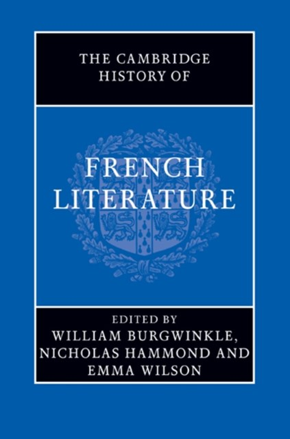 (ebook) Cambridge History of French Literature