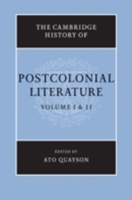 Cambridge History of Postcolonial Literature