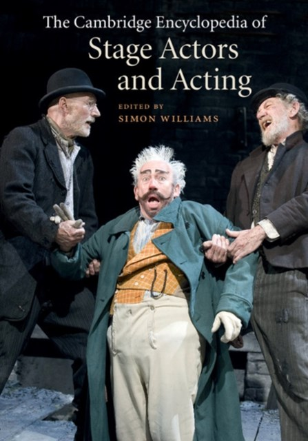(ebook) Cambridge Encyclopedia of Stage Actors and Acting
