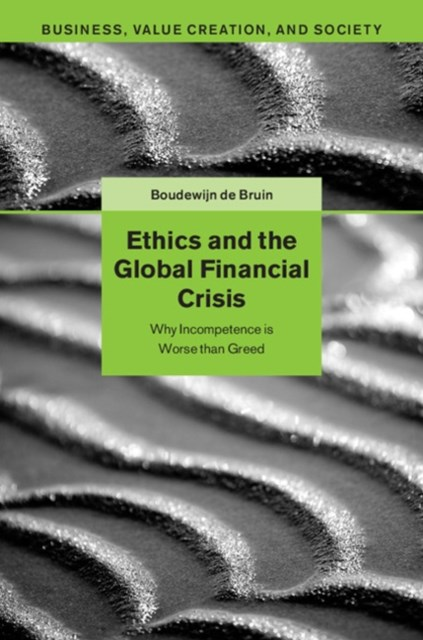 (ebook) Ethics and the Global Financial Crisis