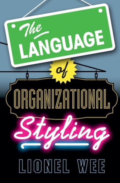 Language of Organizational Styling