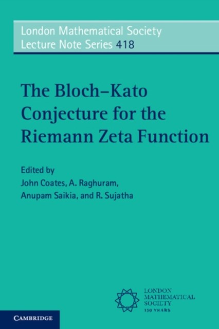 Bloch-Kato Conjecture for the Riemann Zeta Function
