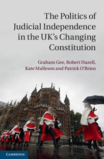 (ebook) Politics of Judicial Independence in the UK's Changing Constitution - Reference Law